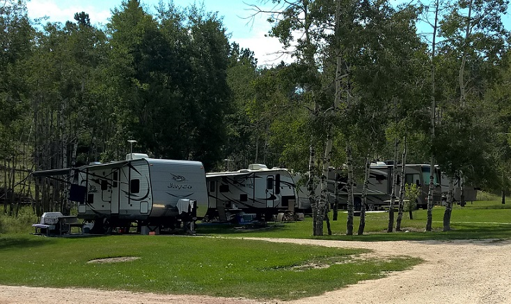 Campground Aug 1