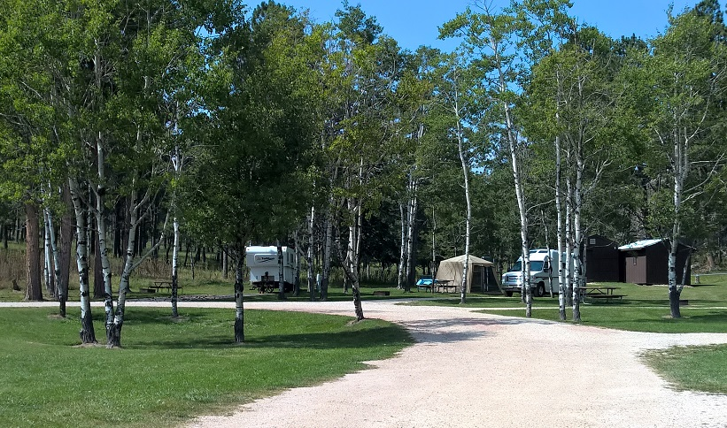 Campground Aug 3