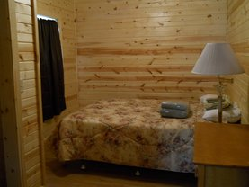 Family Cabin Bedroom